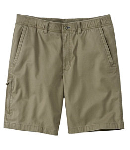Men's Stonecoast Khaki Shorts, Classic Fit