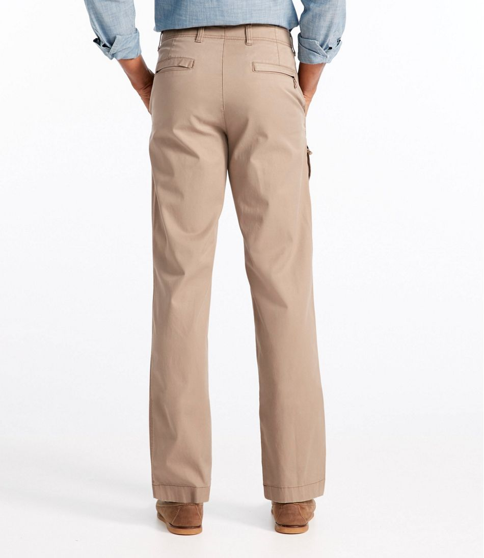 Men's Stonecoast Khaki Pants, Classic Fit