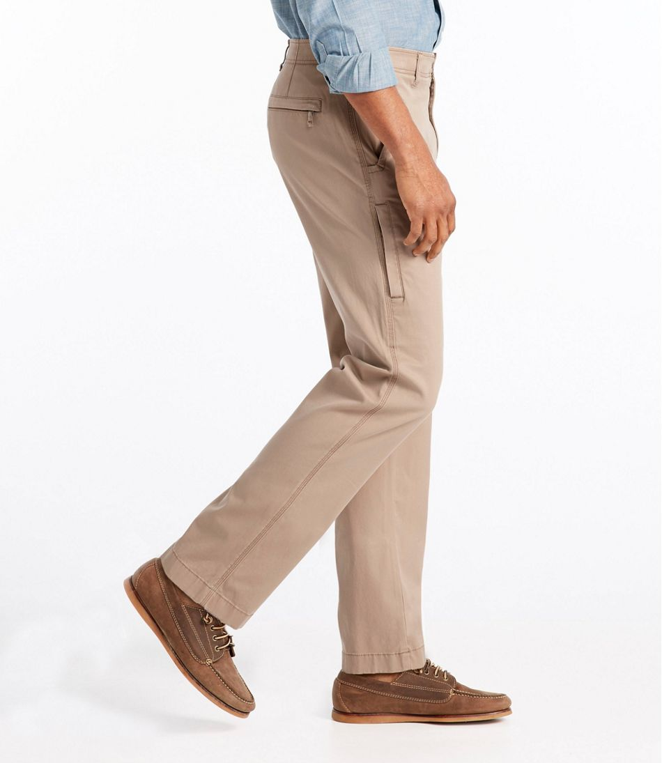 Stonecoast Khaki Pants, Classic Fit