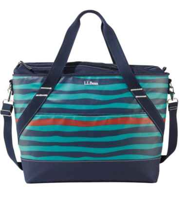 Insulated Tote, Large Print