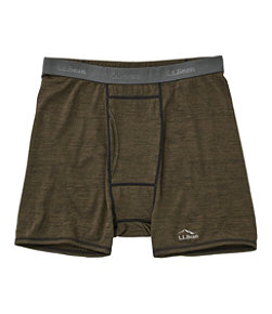 Cresta Wool Ultralight Boxer Brief, Stripe