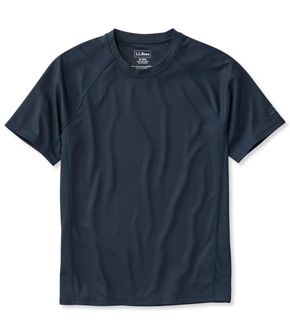Lightweight Sport Tee, Navy, large image number 0