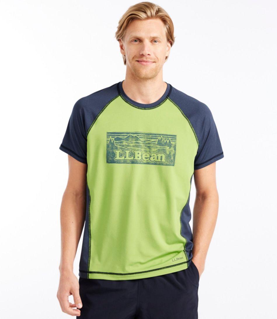 L.L.Bean UPF 50+ Sun Shirt, Graphic