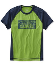 L.L.Bean UPF 50+ Sun Shirt, Graphic