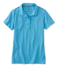 L.L.Bean Performance Stretch Polo, Short-Sleeve