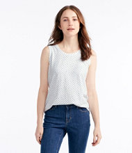 Super-Soft Shrink-Free Tank, Dot