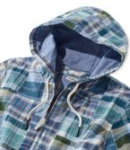 Vacationland Anorak Pullover, Patchwork Long-Sleeve