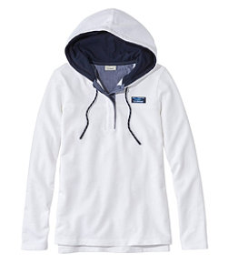 Soft Cotton Rugby, Hoodie Pullover