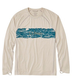 Swift River Cooling Rashguard, Graphic