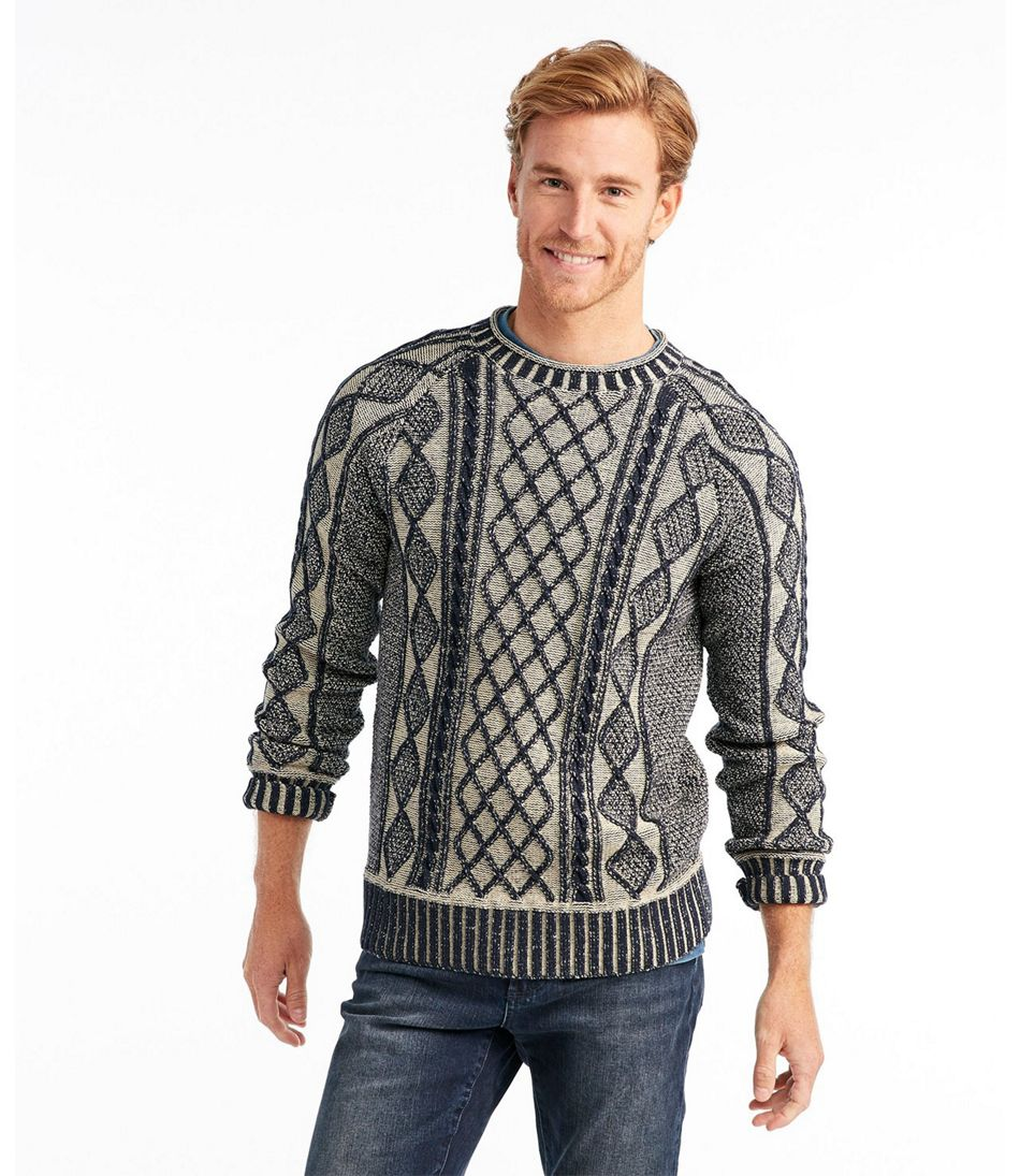 7cf183f50 Signature Rollneck Fisherman Sweater