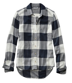 Women's Signature Drapey Button-Front Shirt