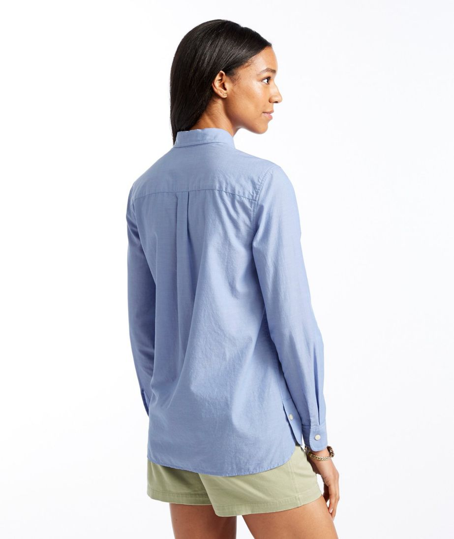 Signature Button-Front Pocket Shirt