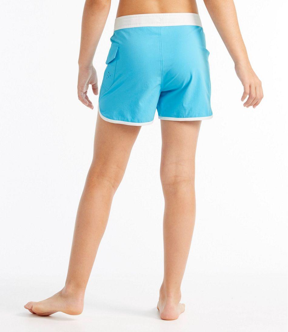 Girls' Sun-and-Surf Shorts
