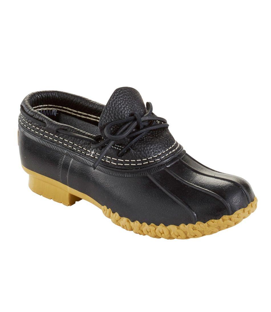 Women's Bean Boots, Rubber Moc