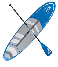 L.L.Bean Breakwater ACE-TEC Stand-Up Paddleboard Package, 10'6""