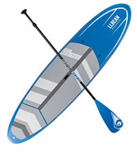 L.L.Bean Breakwater ACE-TEC Stand-Up Paddleboard Package, 10'6