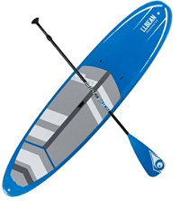 L.L.Bean Breakwater ACE-TEC Stand-Up Paddleboard Package, 11'6