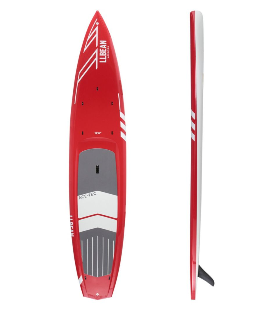 L.L.Bean Aurora ACE-TEC Touring Stand-Up Paddleboard, 12'6""