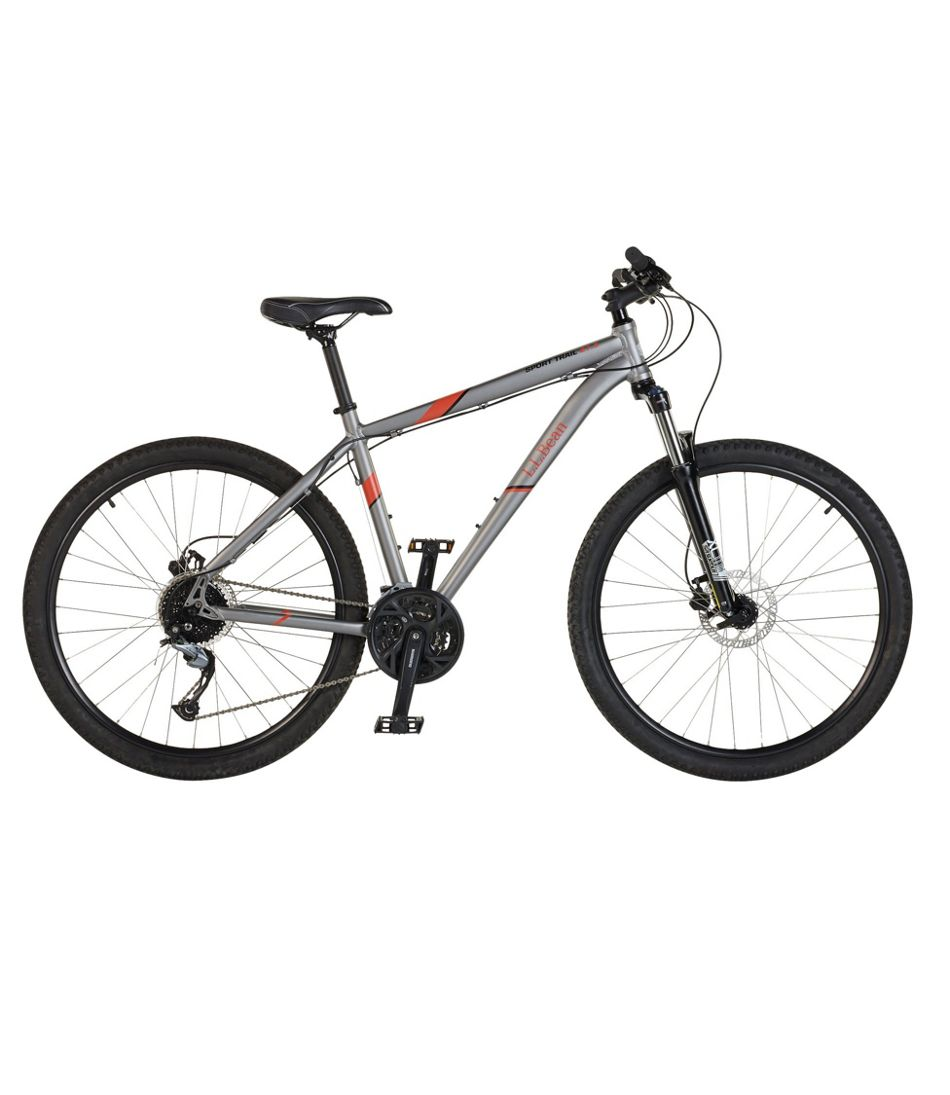 Adults' L.L.Bean Sport Trail 27.5 Mountain Bike