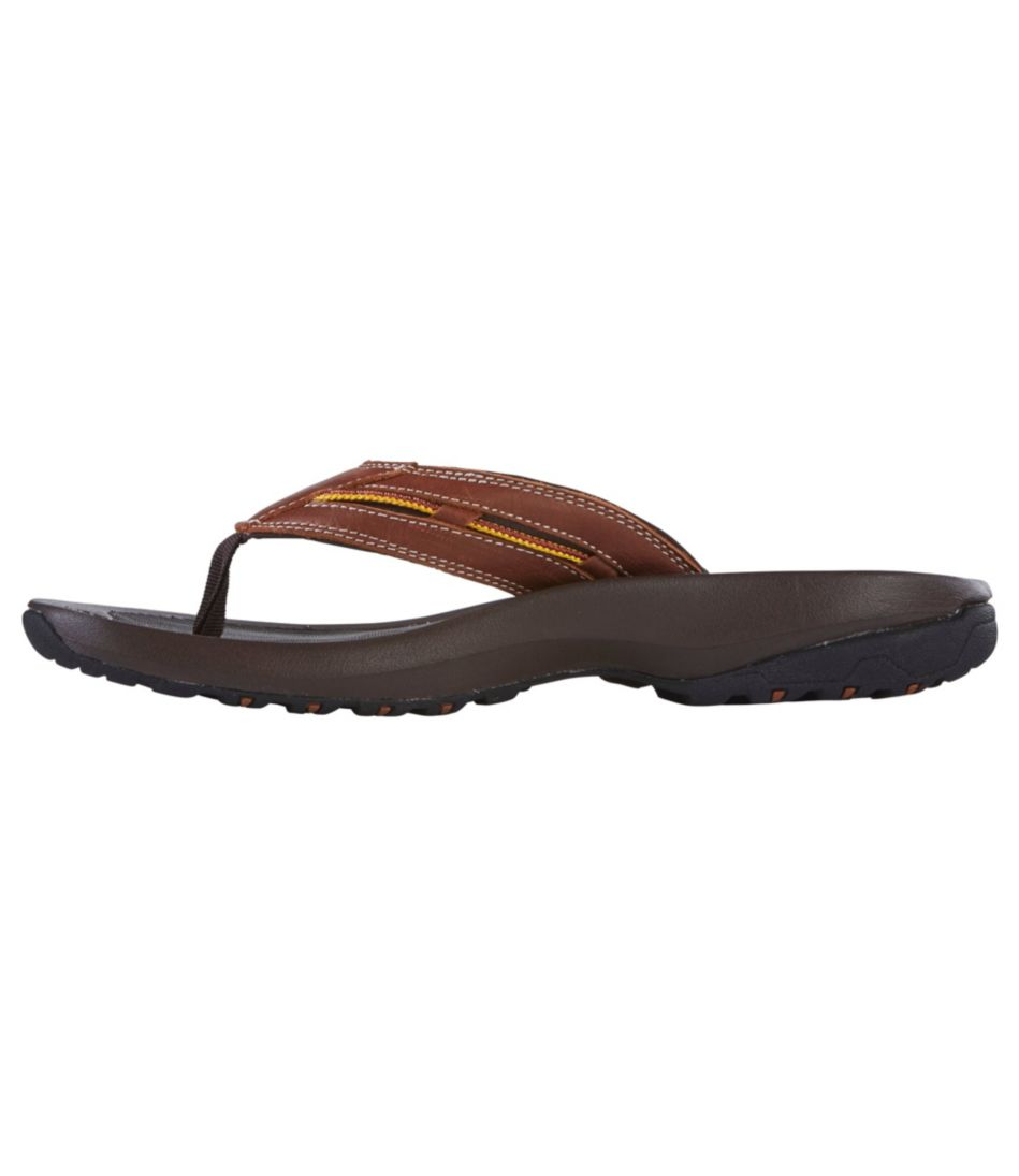 Men's Freeport 1912 Flip-Flop Sandals, Leather