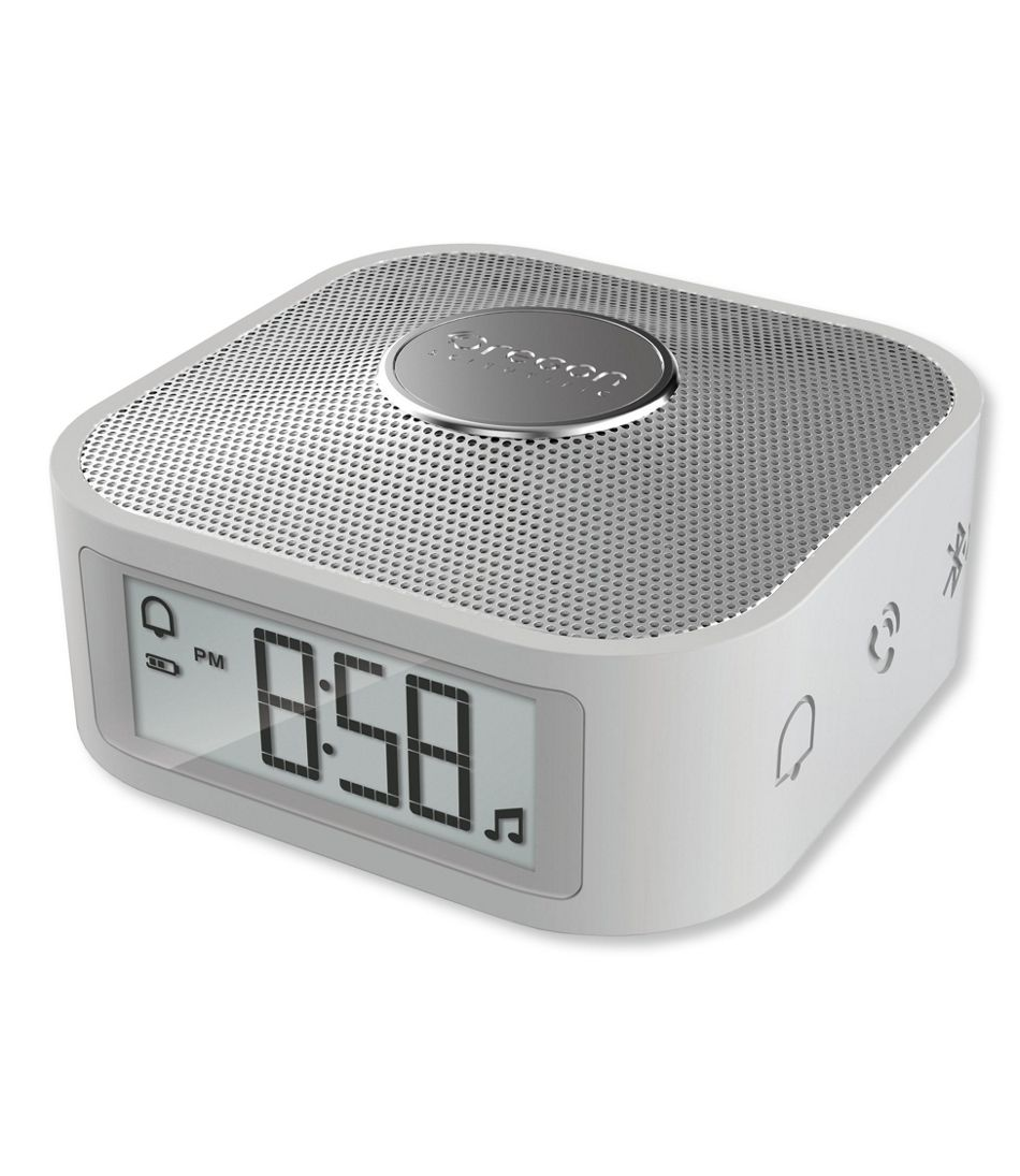 Ll Bean Travel Alarm Clock Unique Alarm Clock