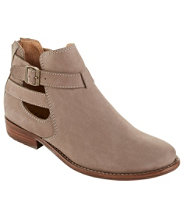 Women's Westport Sandalized Nubuck Ankle Boots