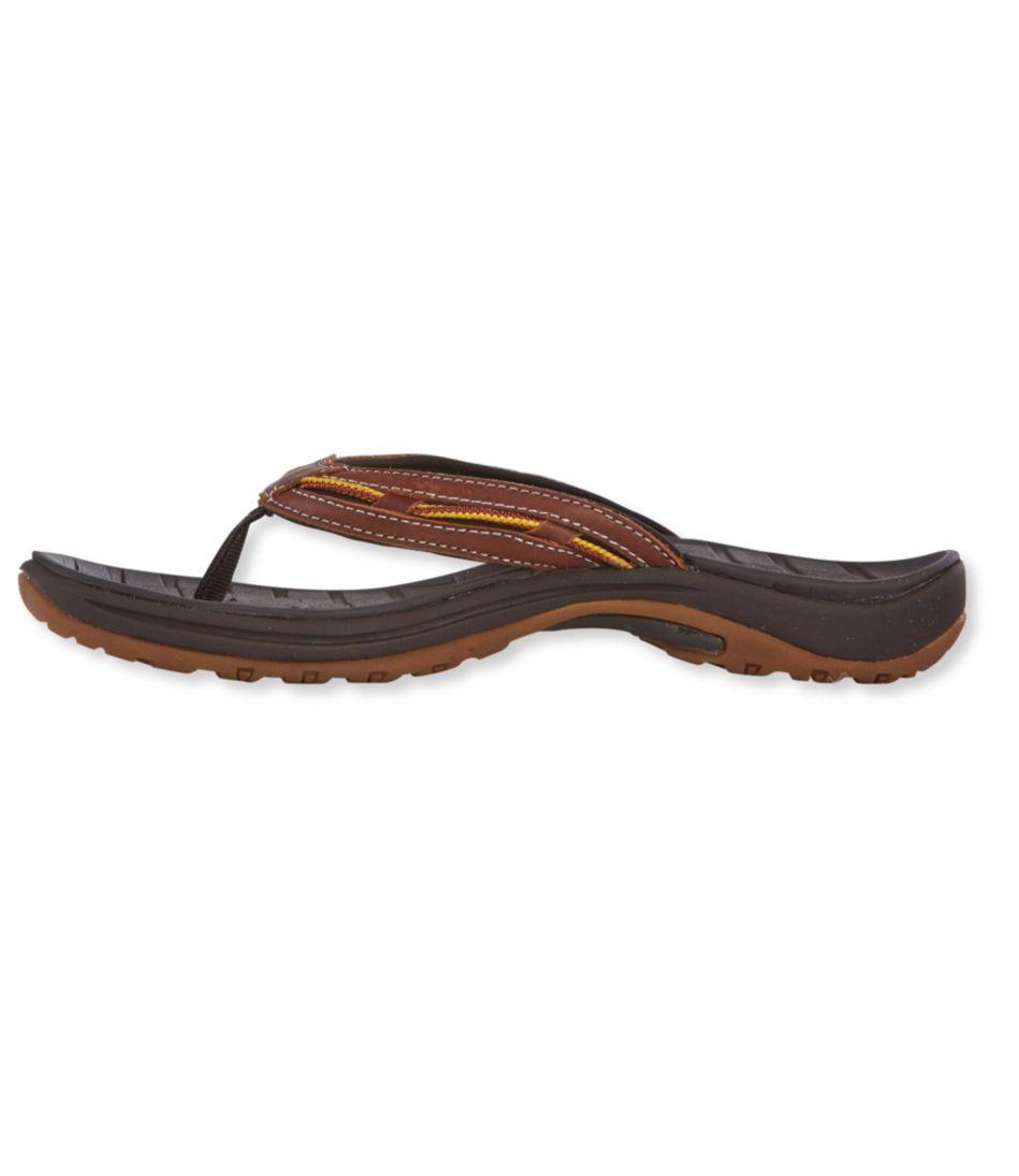 Women's Freeport 1912 Flip-Flop Sandals, Leather
