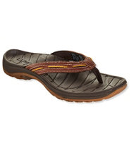 Women's Freeport 1912 Flip-Flop Sandals, Leather
