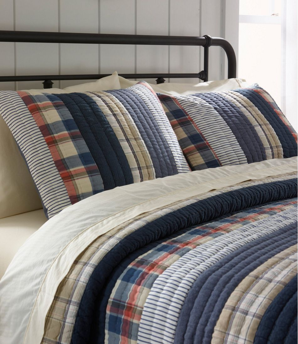 Vintage Madras Quilt Collection