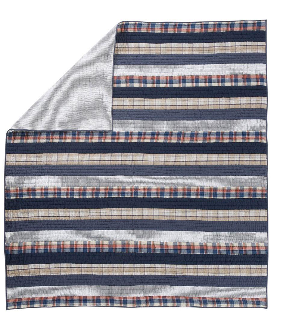 Vintage Madras Quilt