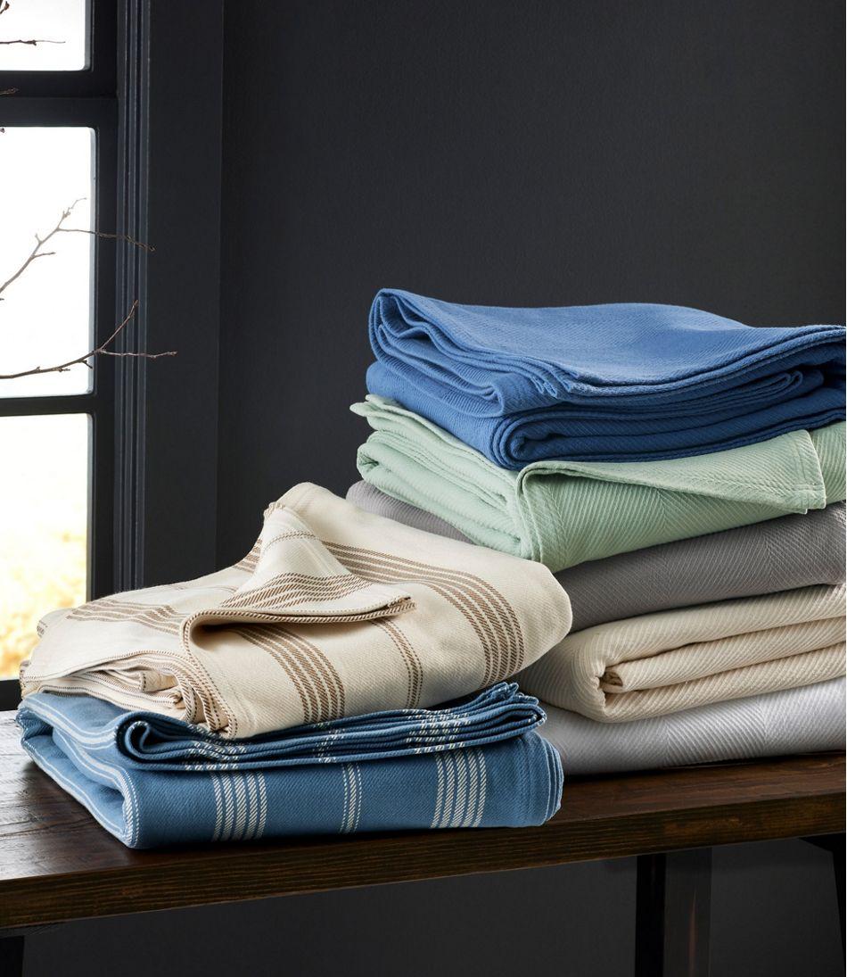 Organic Cotton Blanket