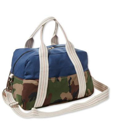 Signature Made in Maine Duffle, Colorblock