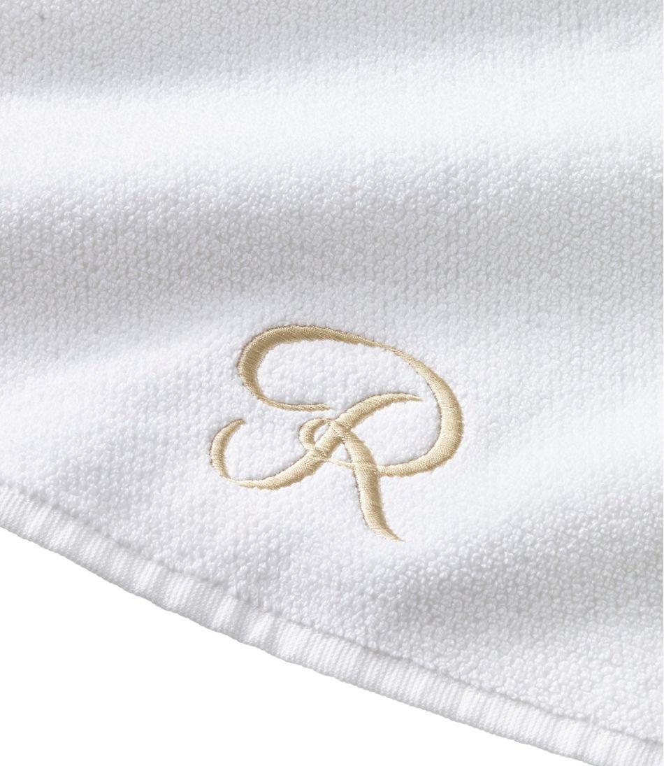 Organic Textured Cotton Towel