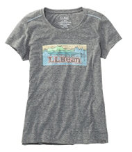 Women's Back Cove Graphic Tee