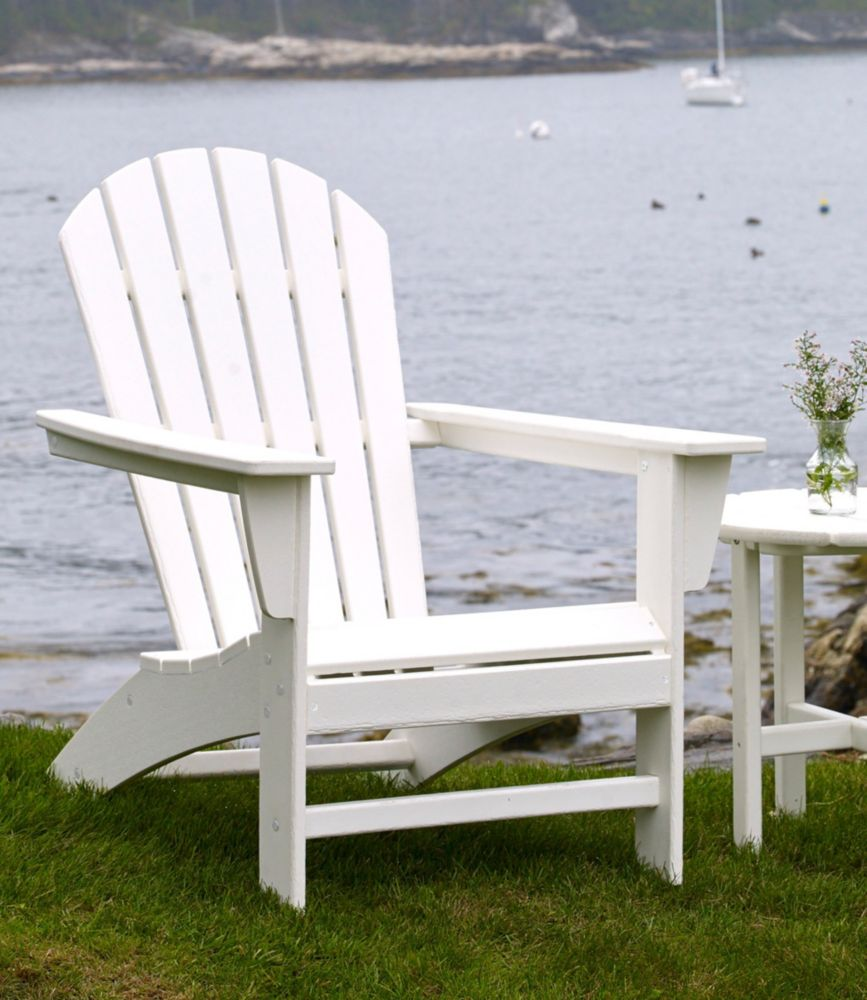 All Weather Waterfall Adirondack Chair