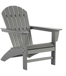All-Weather Waterfall Adirondack Chair
