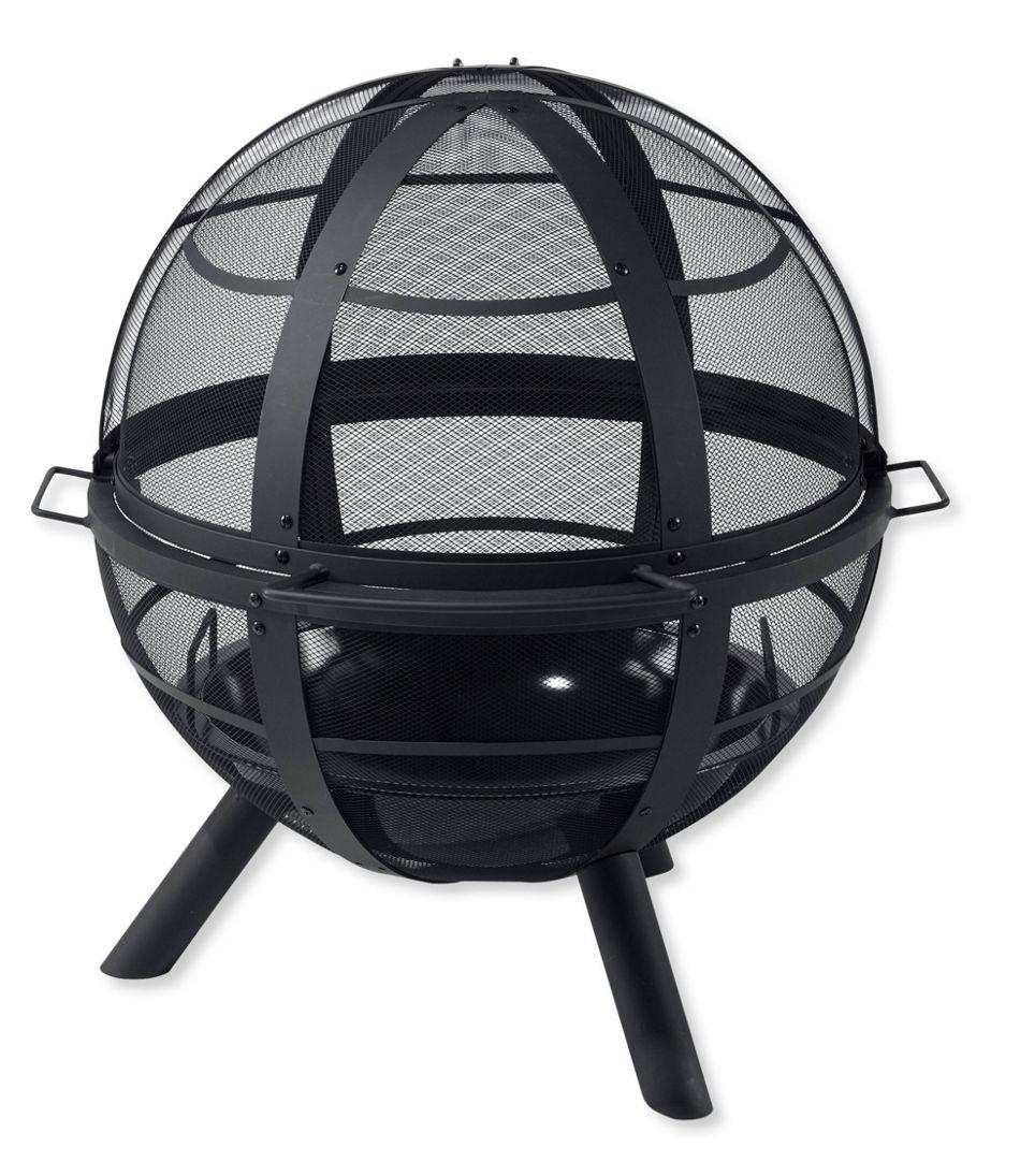 - Backyard Fire Pit Globe