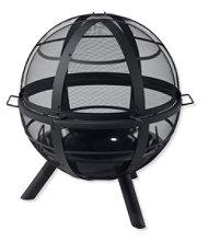 Backyard Fire Pit Globe