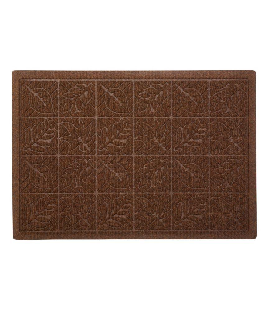 Waterhog Doormat, Recycled Leaf Great Pictures