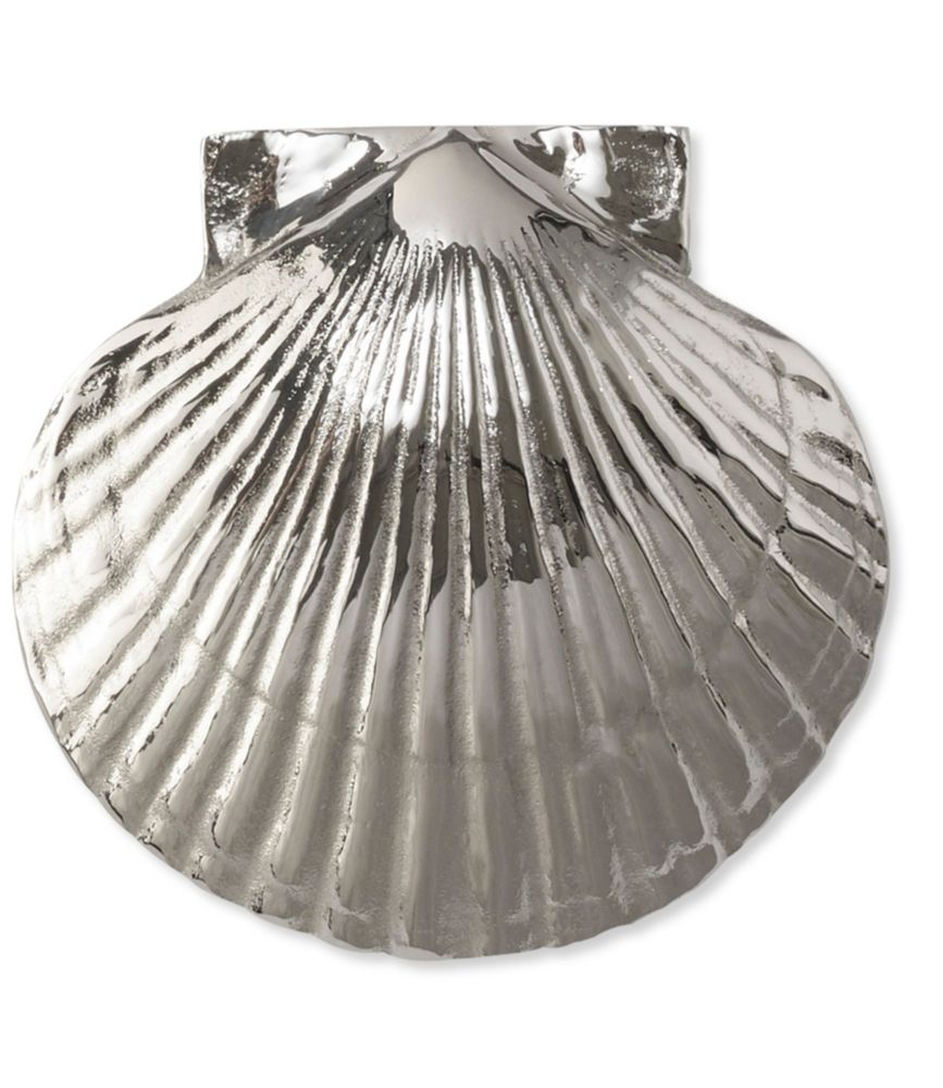 Delicieux Scallop Shell Door Knocker