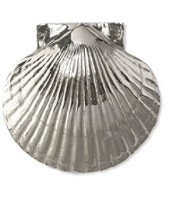Scallop Shell Door Knocker