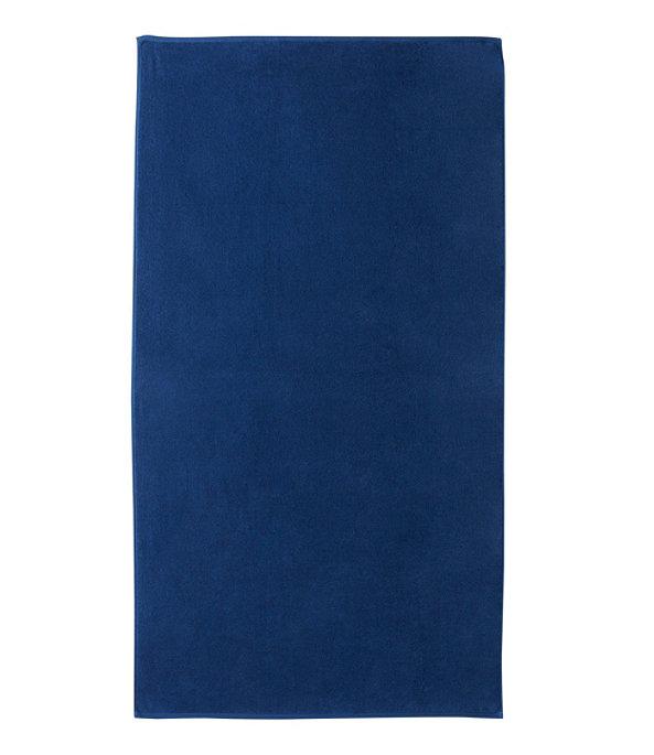 Seaside Beach Towel Solid, , large image number 0