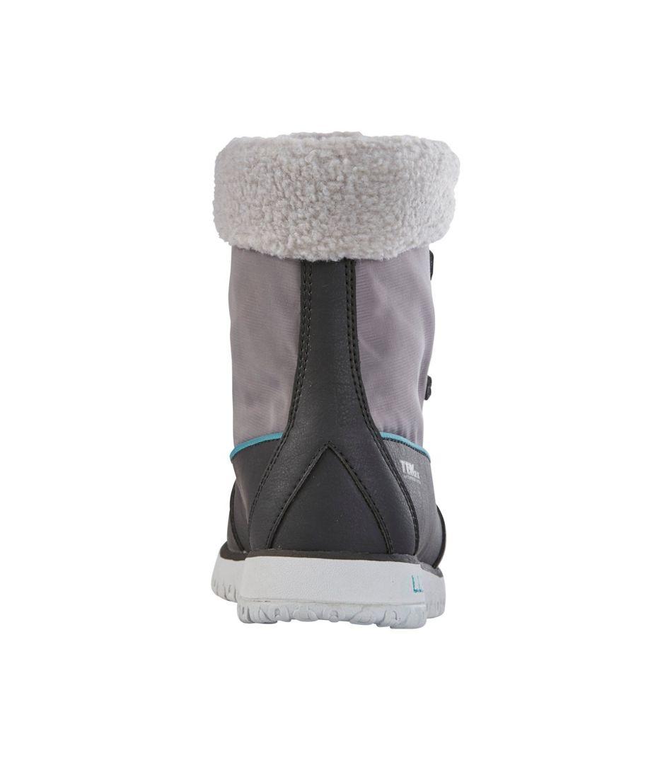 Women's Ultralight Waterproof Pac Boots, Mid