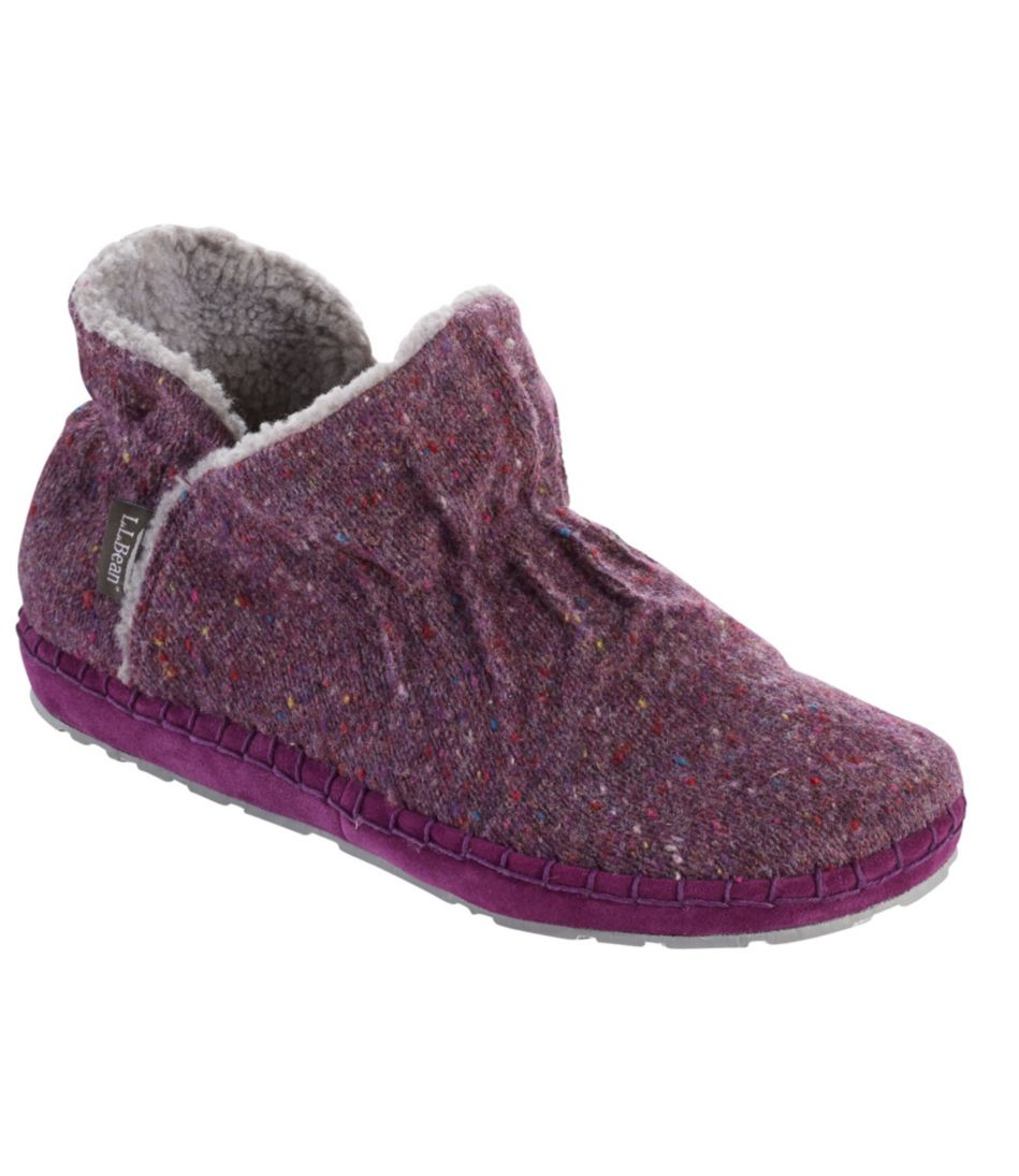 Women's Cozy Slipper Booties