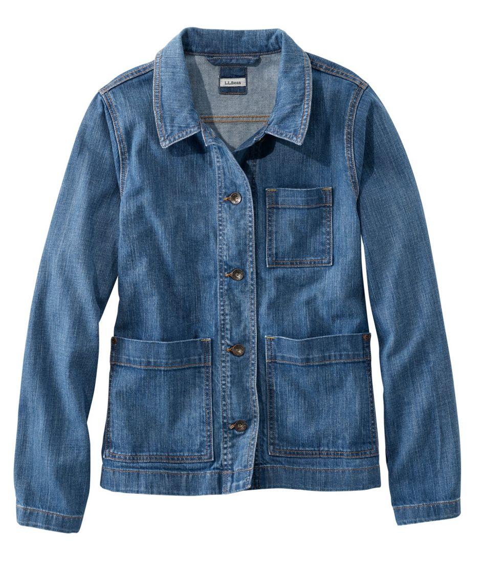 1912 Jean Chore Jacket