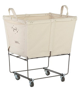 Three Bushel Elevated Cart with Casters