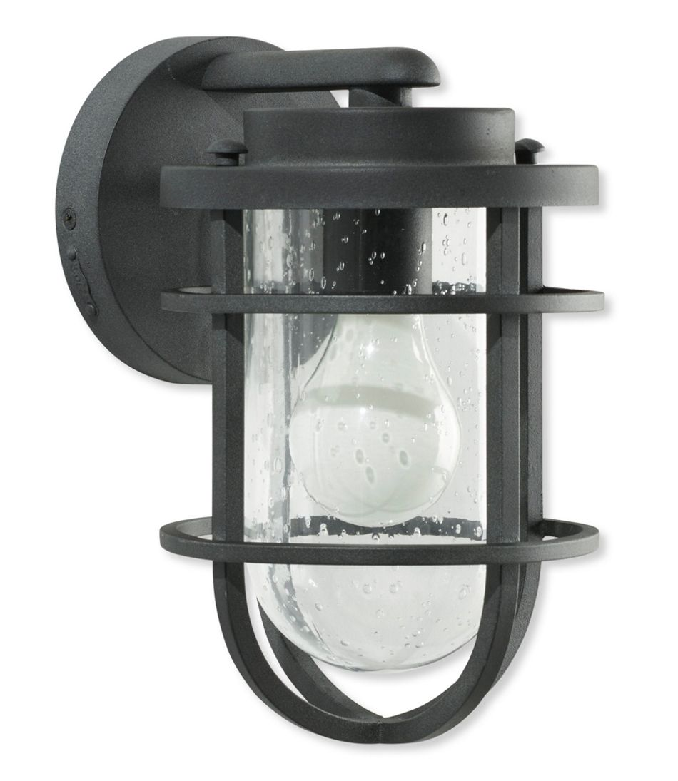 Outdoor Caged Light
