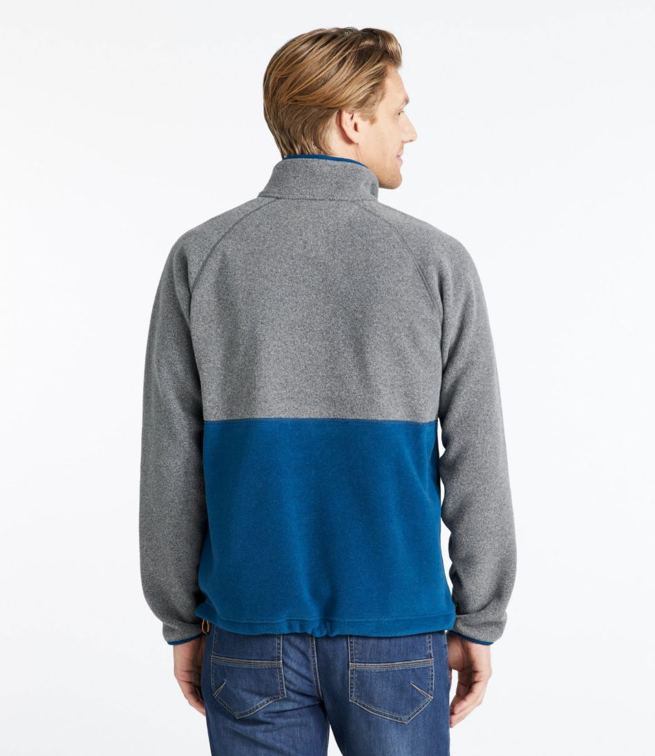 Mountain Classic Colorblock Fleece Pullover