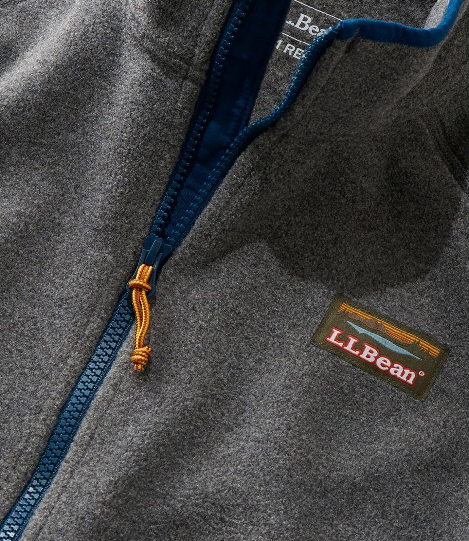 Men's Mountain Classic Colorblock Fleece Pullover