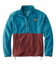 Men's Mountain Classic Colorblock Fleece Pullover